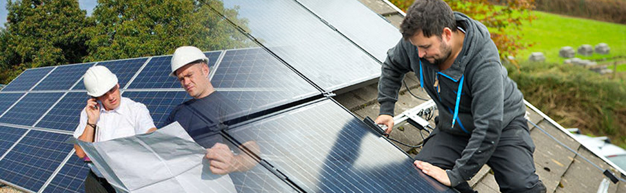 Solar Panels For Your Home >> Environmental Benefits Of Using Solar Panels In Your Home